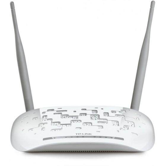 ROUTER TP-LINK TD-W8961ND ADSL2+ 300MBPS