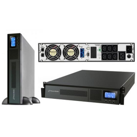 UPS ZASILACZ AWARYJNY POWER WALKER VFI 3000 RM LCD