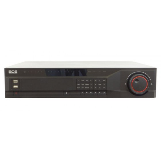 REJESTRATOR IP BCS-NVR0808