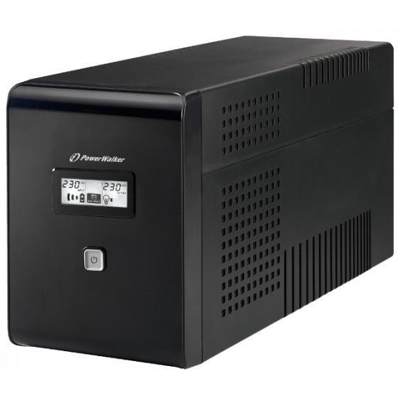 UPS ZASILACZ AWARYJNY POWER WALKER VI 1500 LCD FR