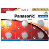 Bateria PANASONIC  CR2025 (Blister 1szt.)
