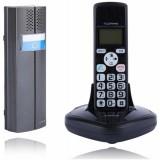 Domofon bezprzewodowy COMWEI D102B, teledomofon, Czarny