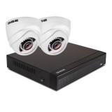 Zestaw startowy AHD, 2x Kamera FULL HD/IR20, Rejestrator 4ch