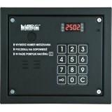 Laskomex CP-2503R czarna Panel audio z czytnikiem kluczy RFID