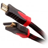 Kabel HDMI-HDMI GETFORT PREMIUM ECOLOGY 1.4 1m