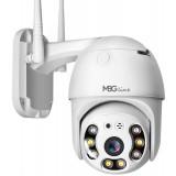 Obrotowa zewnętrzna kamera IP H265 P2P FULL HD LED