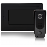 Wideodomofon COMWEI Z1B czarny monitor