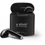 Słuchawki bezprzewodowe SAVIO TWS-02