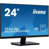 "Monitor LED IIYAMA XU2492HSU-B1 24"" HDMI Ultra Slim + gwarancja 24/7"