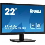 "Monitor LED IIYAMA X2283HS-B5 22"" VA"