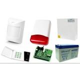 Alarm Satel CA-4 LED, 2xAmber, syg. zew. TI-700