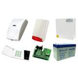 Alarm Satel CA-4 LED, 2xBingo, syg. zew. Beewell