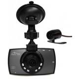 KAMERA SAMOCHODOWA U-DRIVE DUAL MT4056 1080p Full HD + KAMERA COFANIA