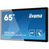 "Monitor Open Frame IIYAMA TF6537UHSC-B1AG 65"" dotykowy"