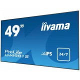 "Monitor LED IIYAMA LH4981S-B1 49"""