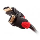 Kabel HDMI-HDMI GETFORT PREMIUM 1.4 3m