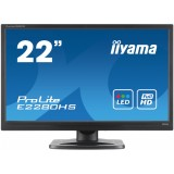 "Monitor LED IIYAMA E2280HS-B1 21,5"" HDMI"