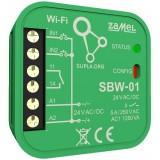 Sterownik bramowy SBW-01 AUTONOMICZNY DOPUSZKOWY WiFi ZAMEL SUPLA