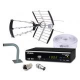 Zestaw DVB-T Antena Miton UHF/VHF TUNER