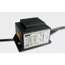 Laskomex TR/B 2302 Zasilacz z bezpiecznikiem termicznym (25VA, 12/14 V)  ZS-K-25/03