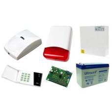 Alarm Satel CA-6 LED, 5xBingo, syg. zew. TI-700