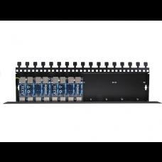 8-kanałowe zabezpieczenie IP serii EXTREME z ochroną PoE EWIMAR PTF-58R-EXT/PoE
