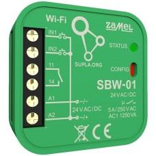 Sterownik SBW-01 AUTONOMICZNY DOPUSZKOWY WiFi ZAMEL SUPLA