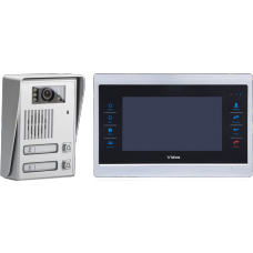 Wideodomofon VIDOS 2 x M901/S36